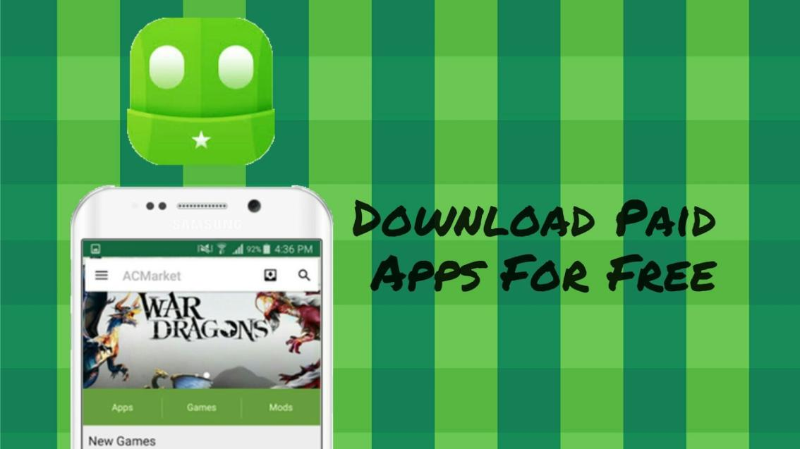 Install ACMarket Download on PC or Android